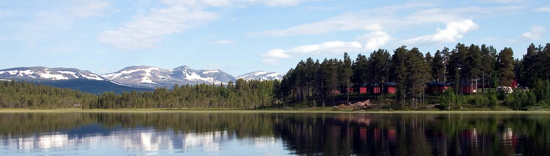 Storsjö Fjällturism och Fiskecamp
